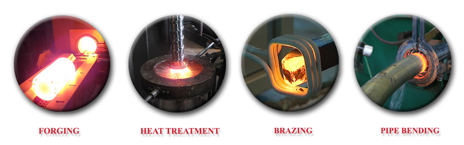 Duolin Induction Heating Products