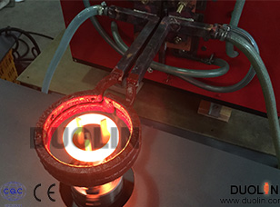 Steel Ring Induction Heating System