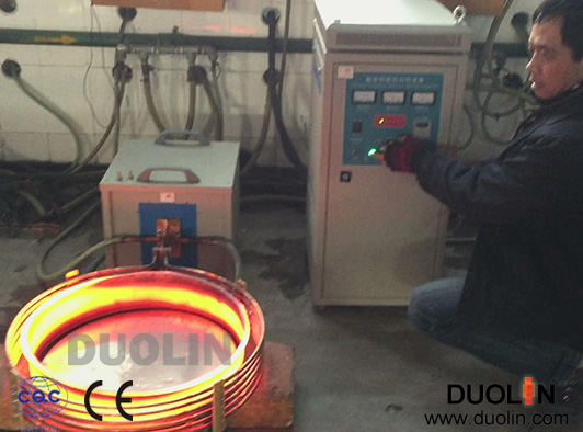 Induction Annealing