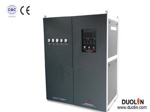Maintenance measures for medium frequency induction heating machine