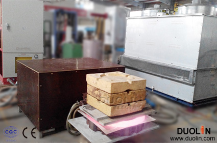 Induction Brazing & Welding Machine