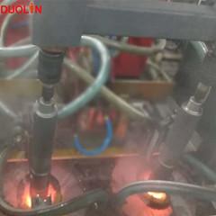 two station shaft induction hardening machine